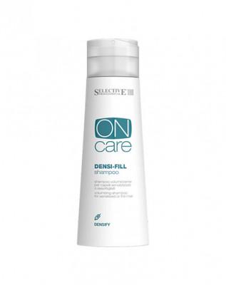 Шампунь филлер для ухода за поврежденными или тонкими волосами Selective Densi-fill Shampoo 250мл: фото