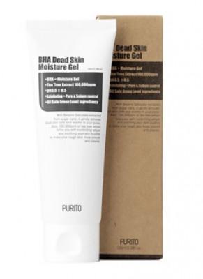 Гель с BHA-кислотами PURITO BHA Dead Skin Moisture Gel 100мл: фото
