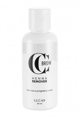 Средство для снятия хны с кожи CC Brow Henna Remover 50 мл: фото