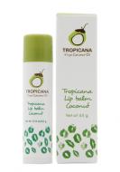 Бальзам для губ КОКОСОВЫЙ АРОМАТ TROPICANA Lip balm Coconut 4,5г: фото