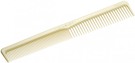 Расческа силиконовая комбинированная EUROSTIL PRO-11 17,8см: фото
