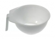 Чаша для краски с ручкой Sibel ERGO белая, 13 см: фото