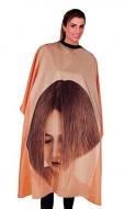 Пеньюар оранжевый EUROSTIL 164x128см: фото