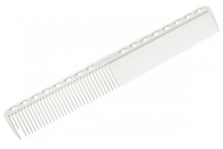 Расческа для стрижки многофункциональная Y.S.Park YS-336 белая: фото