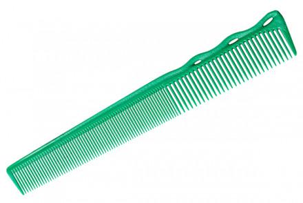 Супергибкая расчёска Y.S.PARK YS-232 зелёная: фото