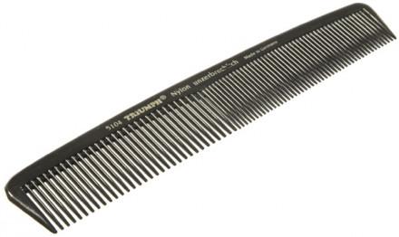 Расческа нейлоновая комбинированная TRIUMPH Nylon 160мм: фото