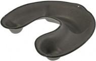 Чаша защитная на шею эластичная Sibel черная: фото