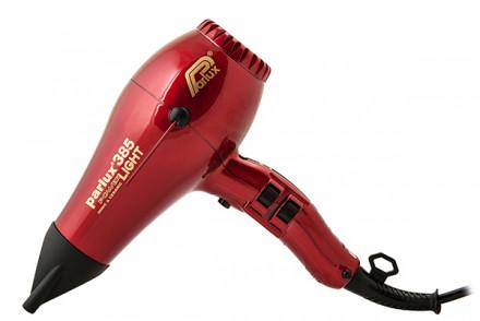 Фен PARLUX 385 POWER LIGHT Ionic&Ceramic 2150W красный: фото