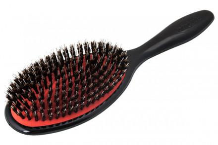 Щетка для волос с комбинированной щетиной Denman Grooming большая: фото