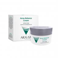 Крем-уход против несовершенств ARAVIA Professional Acne-Balance Cream 50мл: фото