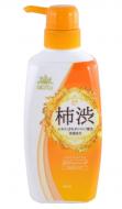 Мыло жидкое с экстрактом хурмы MAX Taiyounosachi ex body soap 500мл: фото