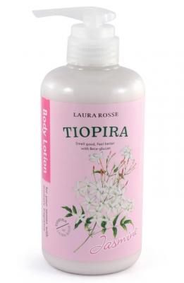 Лосьон-молочко для тела ароматерапия Жасмин Laura Rosse Body lotion jasmine 500мл: фото