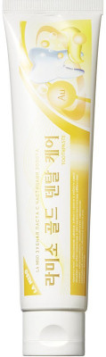 Зубная паста с частицами золота La Miso Gold dental care toothpaste 150г: фото