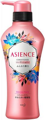 Кондиционер для увеличения упругости волос KAO Asience soft elasticity type conditioner 450мл: фото
