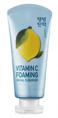 Пенка для умывания с витамином С Frudia IOU Vitamin c foaming facial cleancer 120мл: фото
