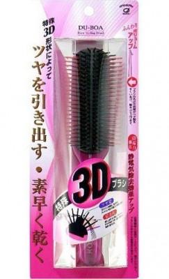 Расческа антистатическая для укладки волос IKEMOTO Du-boa 3d blow styling brush: фото