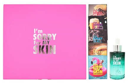 Подарочный набор I'm Sorry For My Skin Limited edition box relaxing ampoule: фото