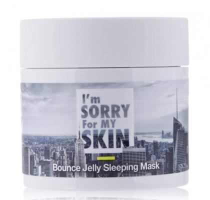 Маска желе ночная I'm Sorry For My Skin Bounce jelly sleeping mask 80мл: фото