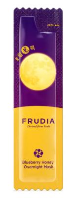 Маска ночная питательная с черникой и медом Frudia Blueberry honey overnight mask 5мл: фото