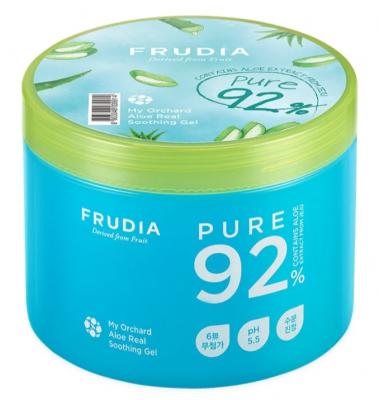 Гель для лица и тела универсальный с алое Frudia My orchard real soothing gel 500мл: фото