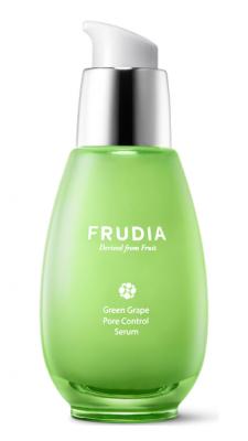 Сыворотка себорегулирующая с зеленым виноградом Frudia Green grape pore control serum 50г: фото