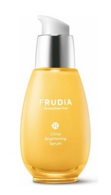 Сыворотка с цитрусом придающая сияние коже Frudia Citrus brightening serum 50г: фото