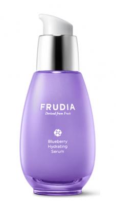 Сыворотка увлажняющая с черникой Frudia Blueberry hydrating serum 50г: фото