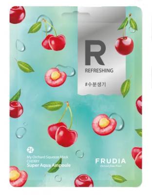Маска для лица с вишней Frudia Frudia my orchard squeeze mask cherry 20мл: фото