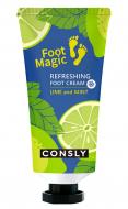 Крем для ног освежающий Consly Refreshing foot cream 100мл: фото