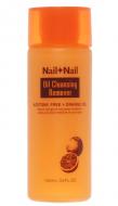 Жидкость для снятия лака с апельсиновым маслом BCL Nail oil remover 100мл: фото