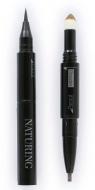 Подводка для глаз водостойкая 3в1 Naturing 3way eye liner тон 01 40г: фото