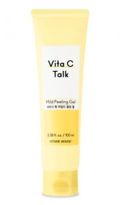 Пилинг-гель для лица ETUDE HOUSE Vita C-Talk Mild Peeling Gel 100мл: фото