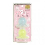 Массажер для точечного массажа тела тропические осминожки Vess Tako tropical tsubo oshi 2шт: фото