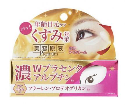 Крем для кожи вокруг глаз против морщин с коэнзимом Q10 Roland Eye Treatment Serum Q10 20г: фото