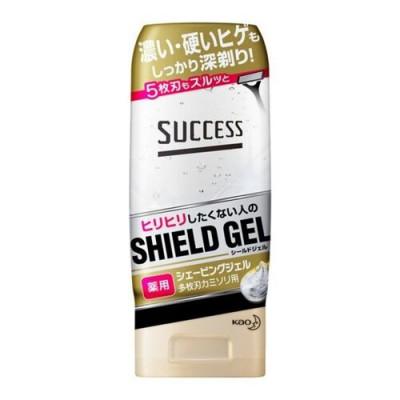 Гель для бритья станками с тремя и более лезвиями KAO Success shaving gel for a razor 180г: фото