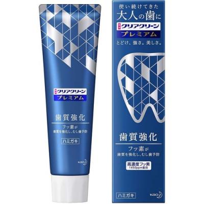 KAO Паста зубная для укрепления и оздоровления зубов Clear clean premium tooth strengthenin 100г: фото