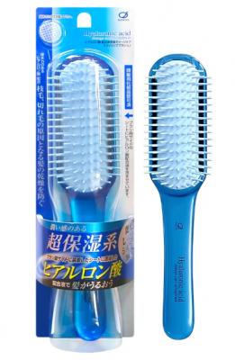 Щетка для волос с гиалуроновой кислотой Ikemoto Hyaluronic acid styling brush: фото
