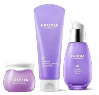 Набор Черничный чизкейк Frudia Blueberry Set: фото