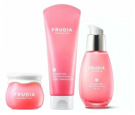 Набор Гранатовый браслет Frudia Pomegranate Set: фото